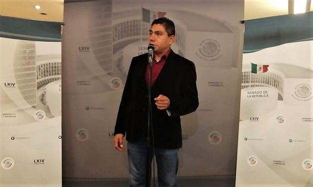 Anuncia Jorge Luis Preciado sus aspiraciones de ser el abanderado del PAN a la gubernatura