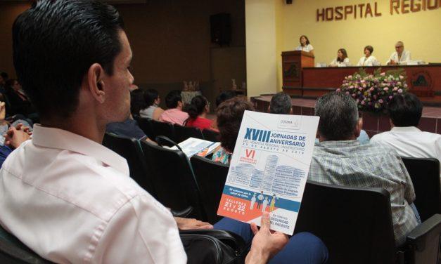 Otorga Hospital Regional Universitario más de un millón de consultas en 18 años