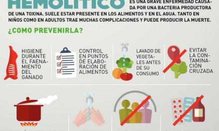 Síndrome Hemolítico Urémico: una enfermedad infantil grave