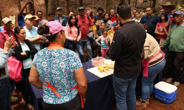 Gran cierre de la V Feria Regional del Hongo Cerro Grande 2019