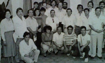 Hoy cumple 40 años de fundado el Club de Reporteros de Colima, A.C. (1979-2019)