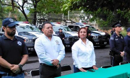 Más de 25 millones de pesos ha ejercido el Ayuntamiento de Manzanillo en el tema de seguridad: GM