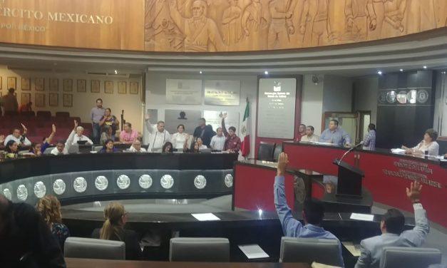 DIPUTADOS APRUEBAN PROPUESTAS DE REGIDOR SERAPIO DE CASAS