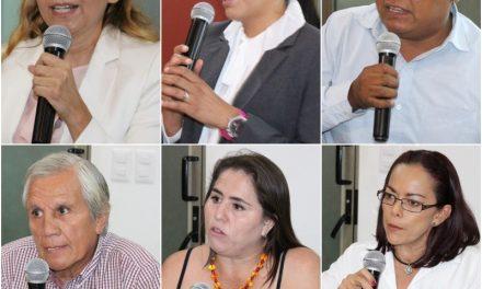 Concluye la segunda etapa con las entrevistas a 16 candidatos a la CDHEC, en el Congreso