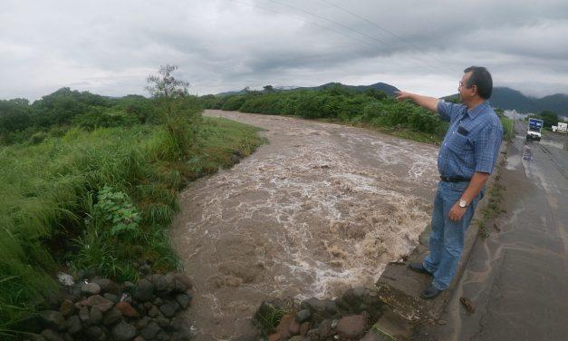 "Villalvarenses, a salvo de tormenta tropical ""Narda"": Felipe Cruz"