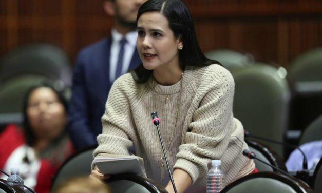 Diputada Rosa María Bayardo exige no manchar a la 4T por obsesiones políticas; responde a dichos de Claudia Yáñez