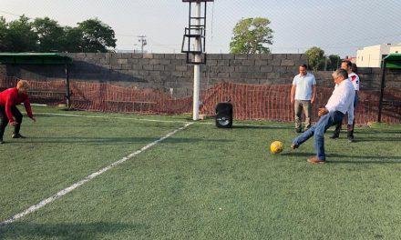 Inicia en Colima primera Liga de Fútbol 7, exclusiva para mamás
