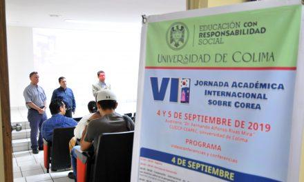 Inicia Jornada Académica sobre Corea del Sur, en la UdeC