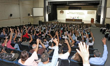 H. Consejo Universitario, aprobó otorgar el grado de Doctor Honoris Causa a Marcela Lagarde y Rolando Cordera
