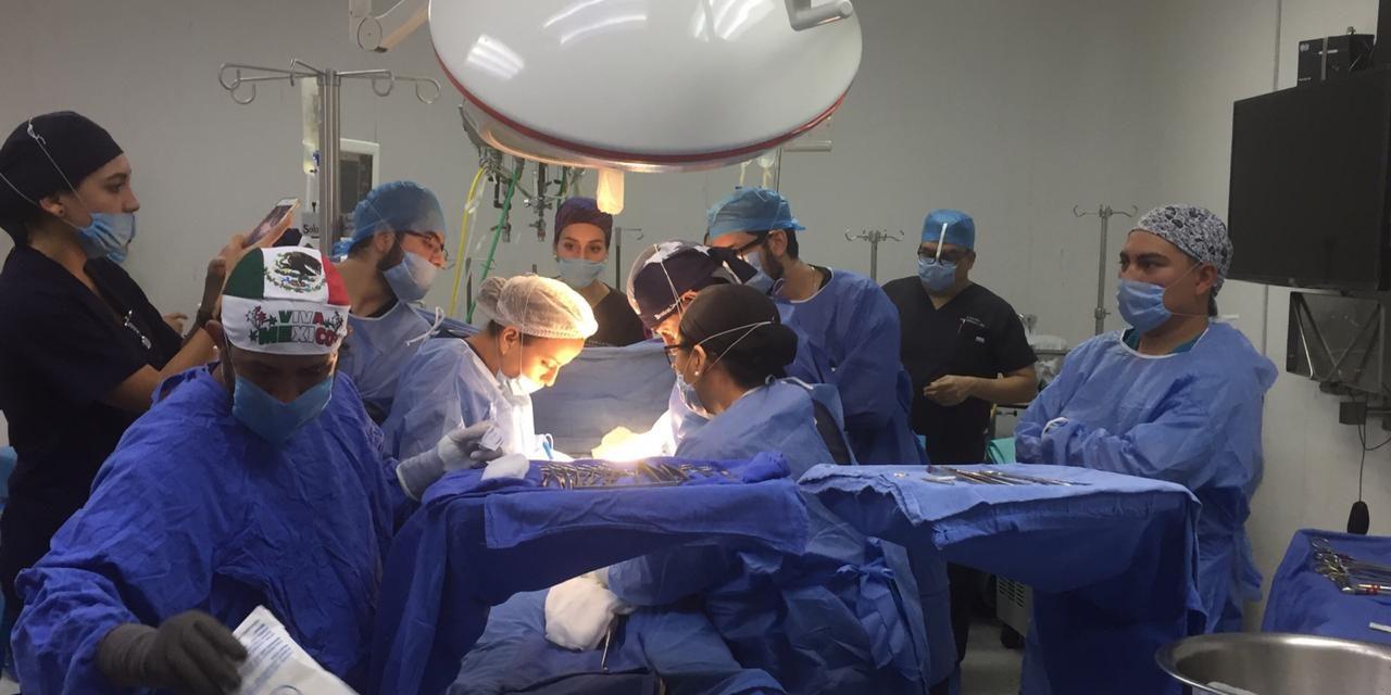 IMSS coadyuva en procuración multiorgánica que mejorará calidad de vida de seis personas