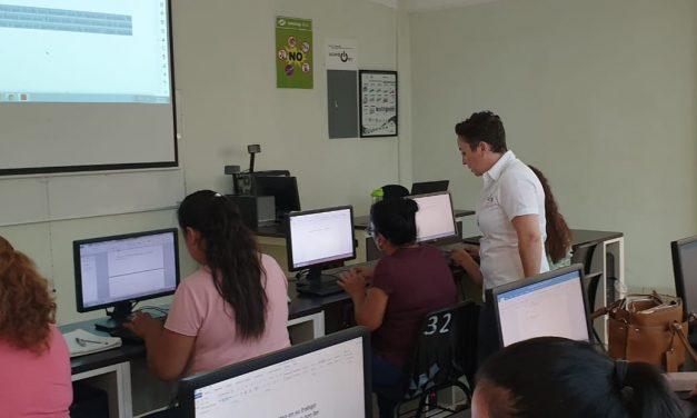 Ponen en marcha cursos de oficios no tradicionales en Tecomán e Ixtlahuacán