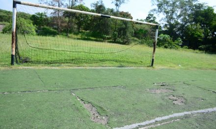 Se cierra al público el campo de futbol de la Unidad Sur del Incode; será rehabilitado