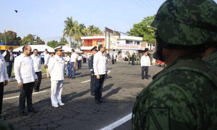 Preside Gobernador ceremonia conmemorativa a la gesta heroica de los Niños Héroes