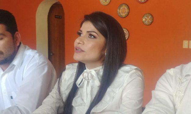 Presenta denuncia la diputada Lizeth Anaya, por privación ilegal de la libertad, lesiones y lo que resulte