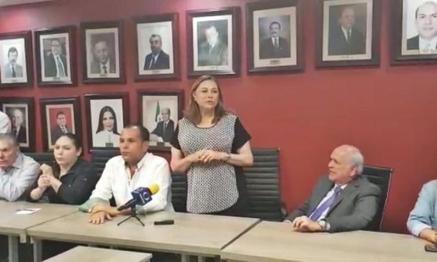 Presentan a Fernando Moreno Peña, como delegado del CEN del PRI, en Chihuahua