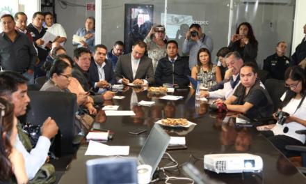 Lanza Metepec primer protocolo de protección al ejercicio periodístico