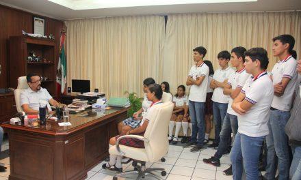 Conocen estudiantes de U de C el funcionamiento de la Fiscalía General del Estado
