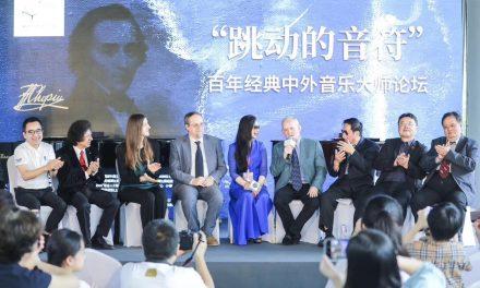 Triunfa Dúo Petrof en gira artística por China