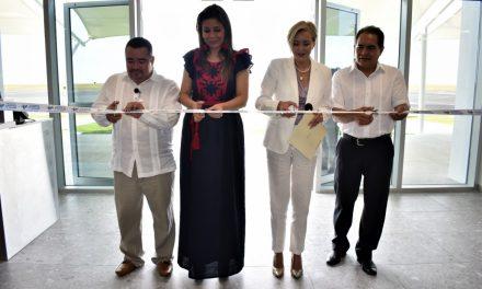 Inauguran sala de última espera del Aeropuerto Internacional de Manzanillo