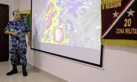 Se fortalece ligeramente la tormenta tropical Lorena, según el último reporte del SMN