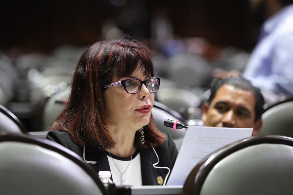Arremete Claudia Yáñez, en contra de Indira Vizcaíno, en la Cámara de Diputados