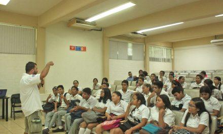Promueve UdeC conservación de especies marinas, en Manzanillo