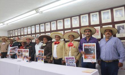 Durante la feria de Colima habrá un evento morfológico, 3 eventos de charrería, 2 cabalgatas y un concurso de caballos de baile