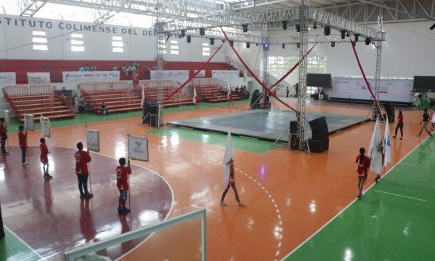 Este lunes 14, será la Inauguración de la Paralimpiada Nacional 2019, en la Unidad Deportiva Morelos