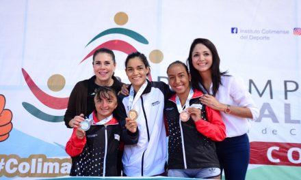La delegación Colima cierra con 33 medallas su participación en la Paralimpiada Nacional