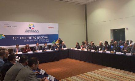 Participa Colima en creación de Reglamento Nacional de Vialidad