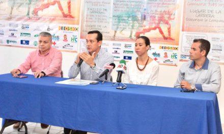 Carrera del Médico será a favor de la lactancia materna; Se realizará el 13 de octubre en el Ecoparque La Campana