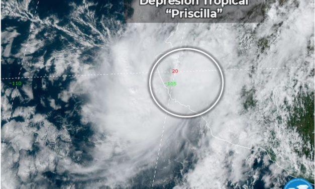 Cerrada la navegación en el puerto de Manzanillo a embarcaciones menores