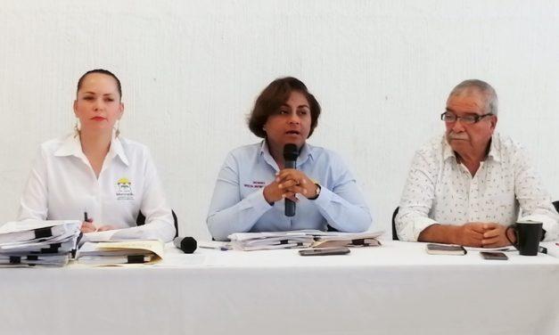 Regidores exhortan a alcaldesa de Manzanillo, a retirar controversia constitucional