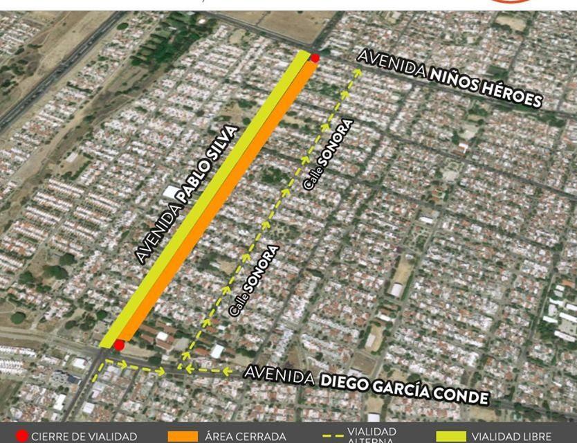 Este martes arranca pavimentación de la Avenida Pablo Silva: alcalde Felipe Cruz