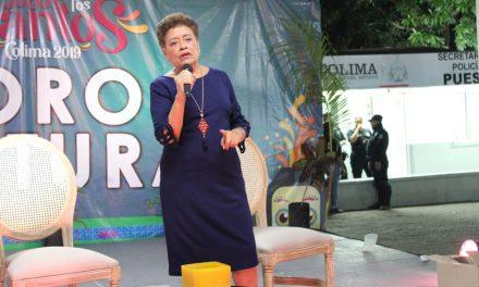 En la Feria, charlan sobre violencia de género
