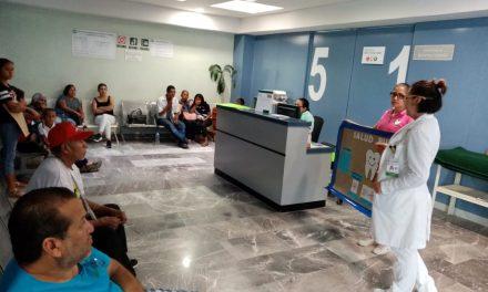 Realizó IMSS más de 30 mil acciones preventivas y curativas durante la 2a. Semana Nacional de Salud Bucal