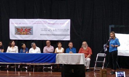 Conmemoran 35 Aniversario de la USI y Cadi Margarita Septién: DIF Estatal