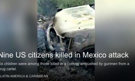 Prensa internacional califica de incapaz y en crisis al Gobierno de AMLO, tras ataque a la familia LeBarón