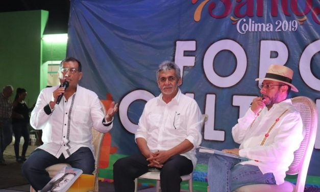 """Presentan en la Feria el libro """"Por los caminos de José Agustín Ramírez"""" de Pavel Granados"""