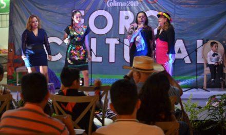 Unión de Talentos de Cuauhtémoc se presenta en la Feria de Colima