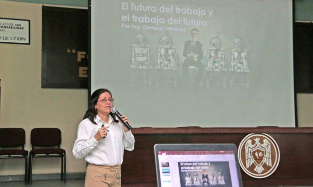 Las nuevas tecnologías generan nuevas oportunidades empresariales: D. Jiménez