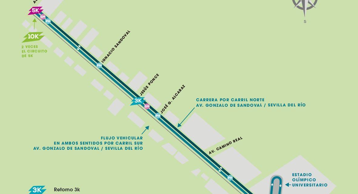 Todo listo para la 5ª Carrera FEUC; será este domingo 24