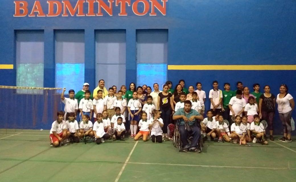 Tepames se corona Campeón del Cuarto Festival de Bádminton y Parabádminton