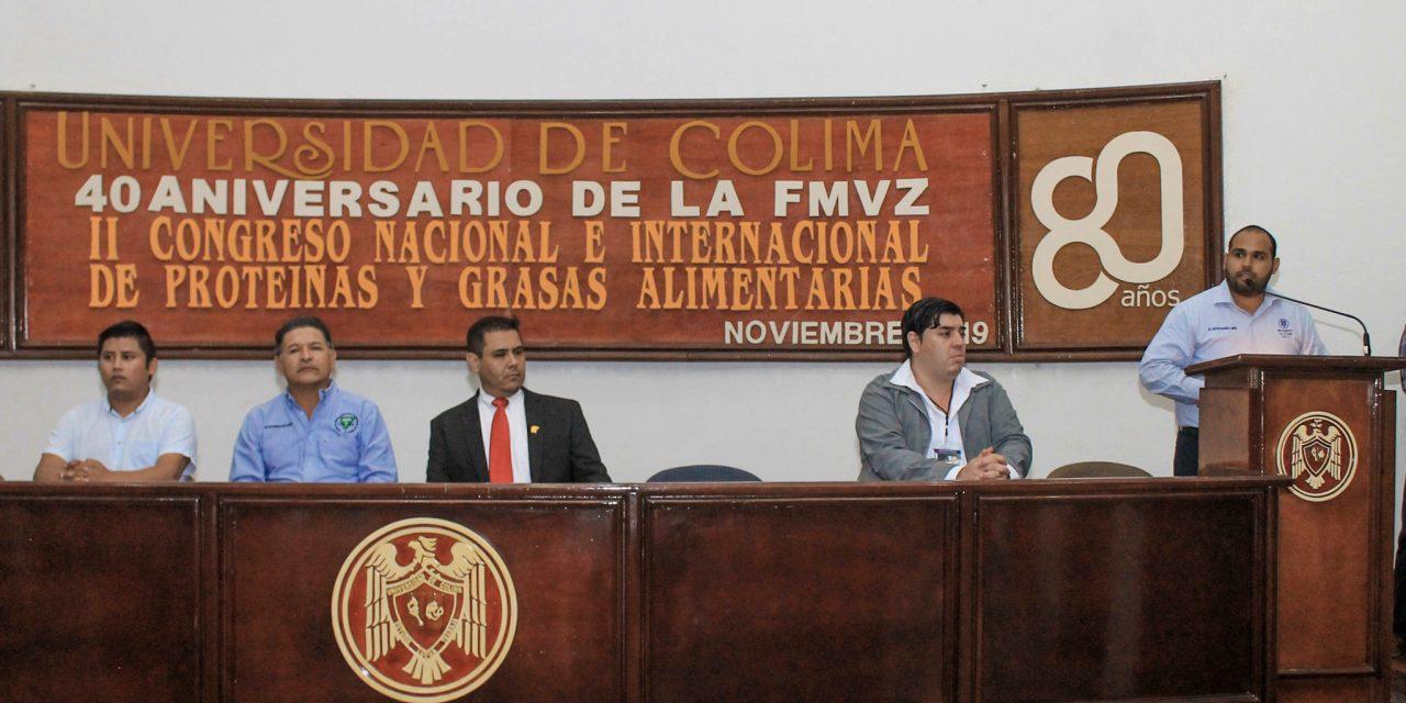Realiza UdeC II Congreso Internacional de Grasas y Proteínas Alimentarias