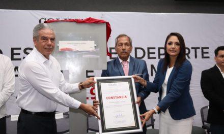 Entrega Gobierno del Estado el Premio Estatal del Deporte 2019