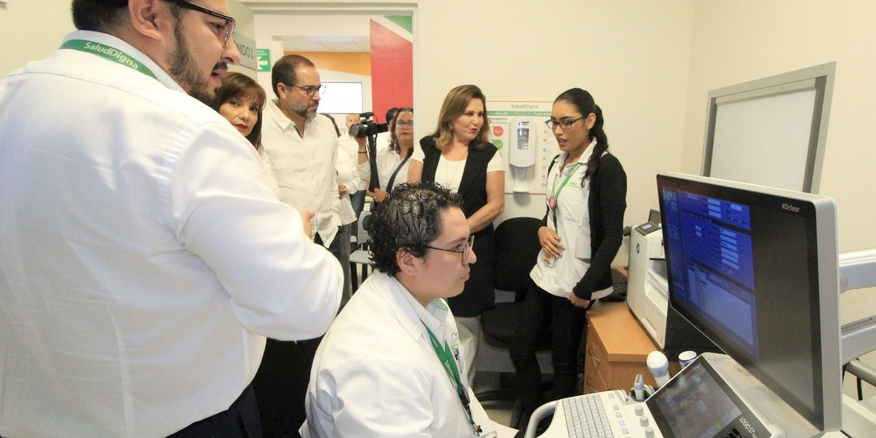 Inaugura Gobernador Clínica de Servicios de prevención y diagnóstico