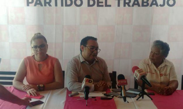 Este viernes inician las conferencias en la escuela de cuadros del PT: Marcos Barajas