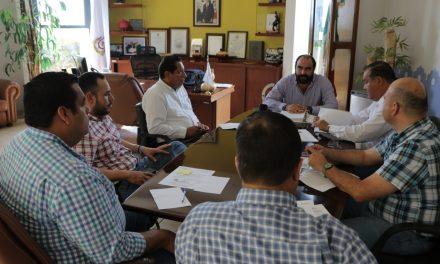 Seder definen líneas de trabajo para cumplir compromisos del Plan Estatal de Desarrollo