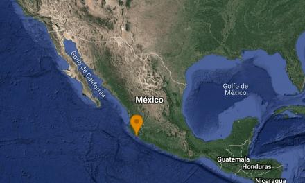 Se siente sismo en las costas de Colima, no se reportan afectaciones