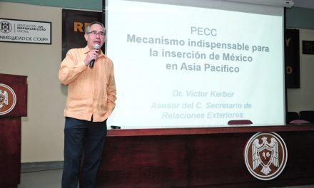 Reflexionan en la UdeC sobre liderazgos académicos Asia-Pacífico en México